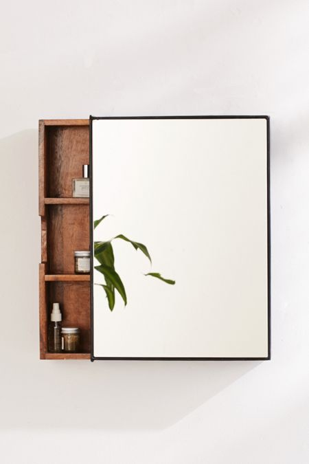 Plymouth Sliding Storage Mirror