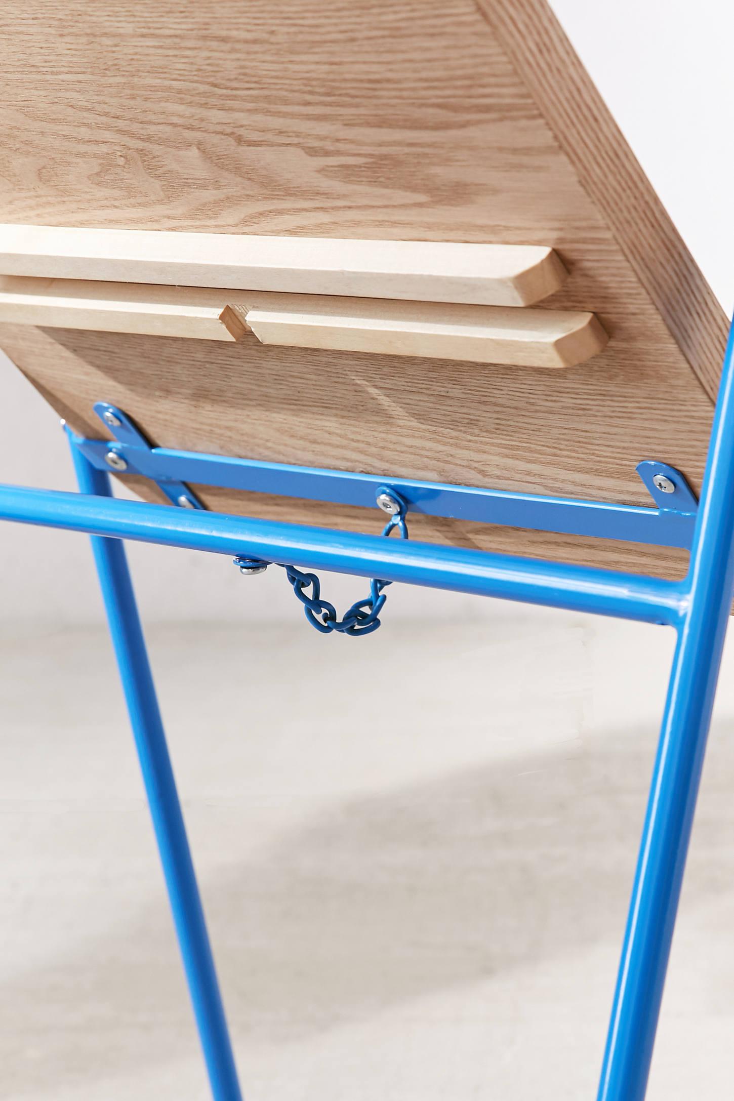 Nora Wooden Folding Chair