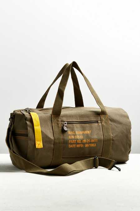 Rothco Canvas Equipment Duffle Bag
