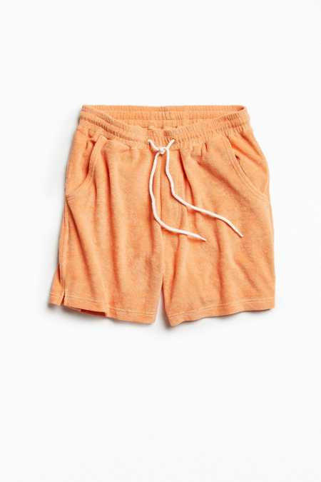 UO Lucian Terry Towel Volley Short