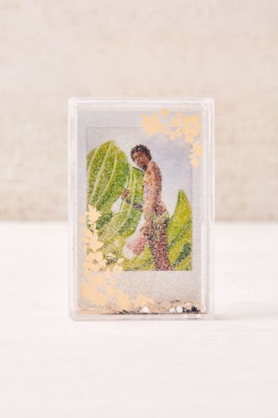Mini Instax Floral Glitter Picture Frame