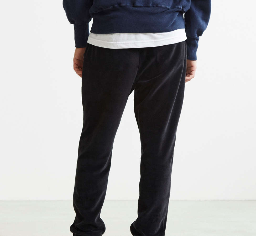 Slide View: 4: UO Velour Jogger Pant
