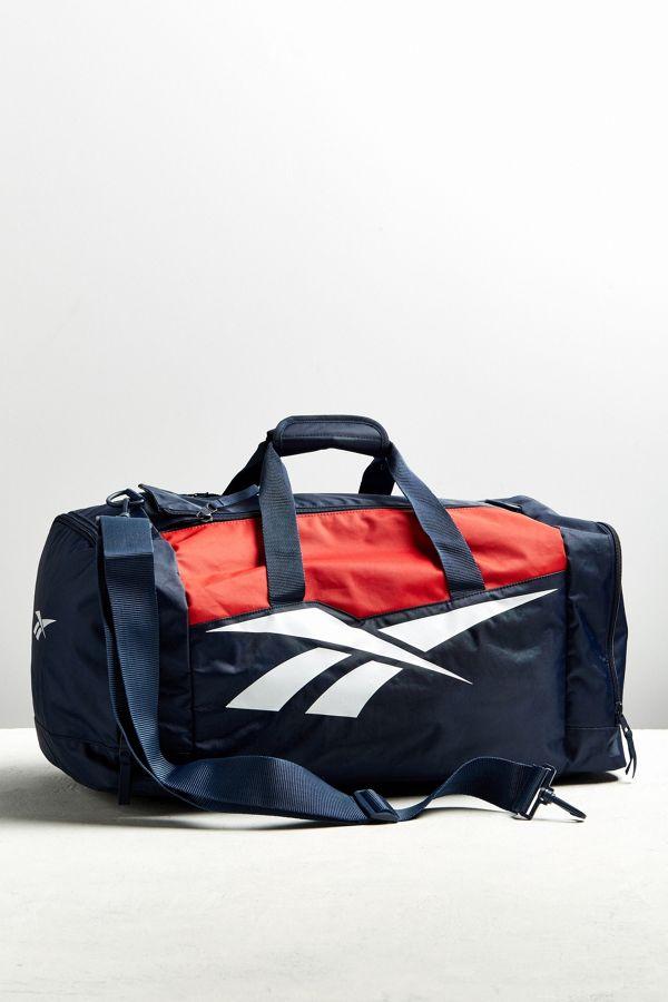 Reebok Lost And Found Weekender Duffle Bag