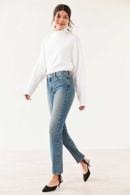 BDG Girlfriend High-Rise Stirrup Jean