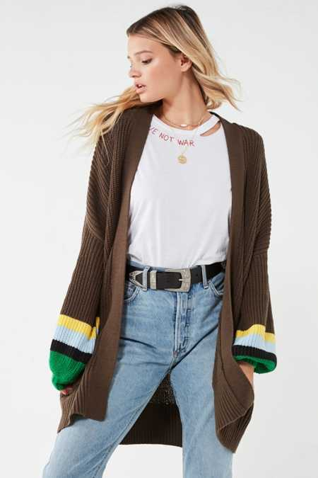 Brown - Sweaters   Cardigans For Women | Urban Outfitters
