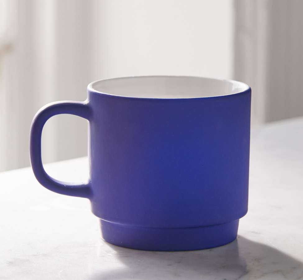 Slide View: 2: Neon Stackable Mug