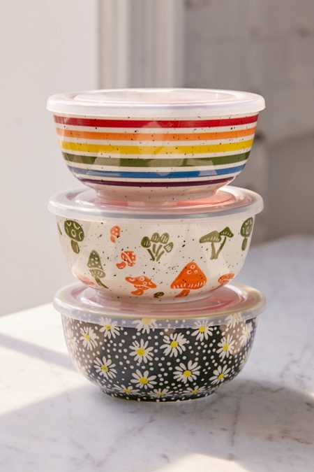 UO Essential Printed Bowl