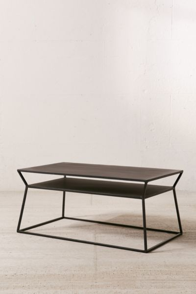 Osaka Metal Side Table Urban Outfitters