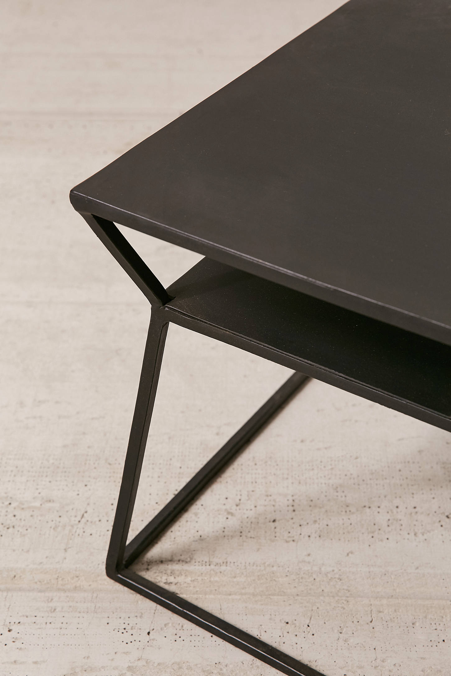 osaka metal coffee table urban outfitters