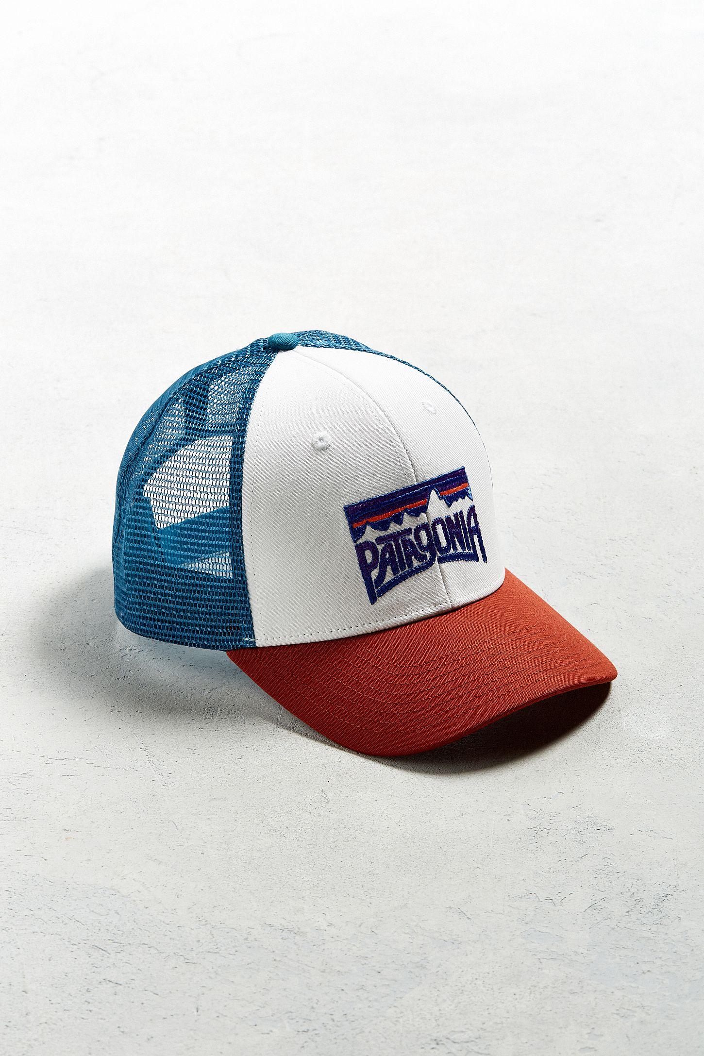 dd7fab84f4a Patagonia Fitz Roy Frostbite Trucker Hat