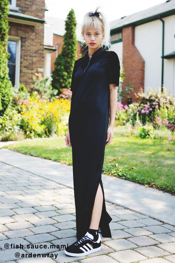 Urban Adidas Maxi Dress Outfitters T Velvet Canada Originals Shirt 1qr1YvA