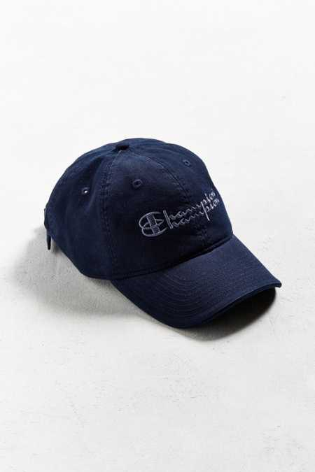 Champion & UO Multi Logo Baseball Hat
