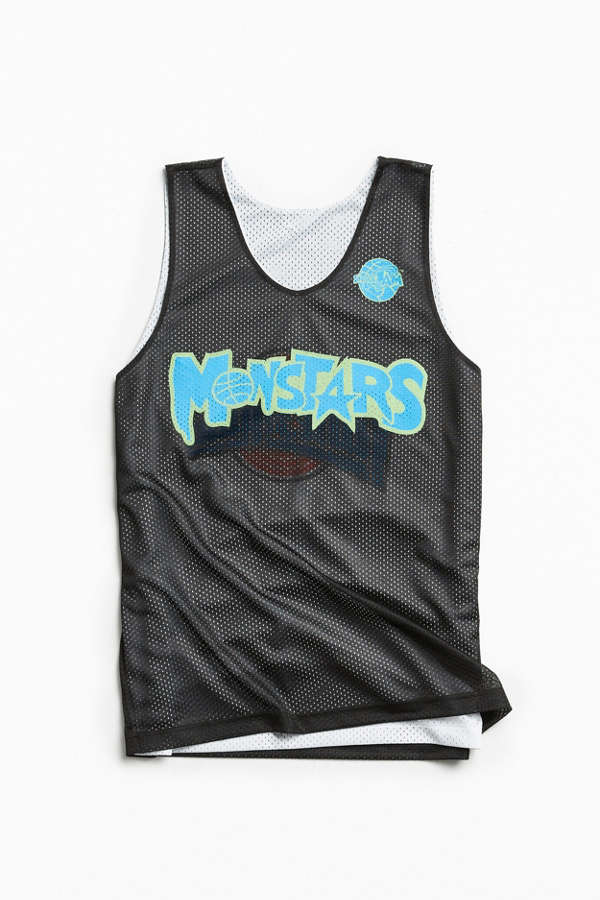 space jam reversible tank top | urban outfitters - Space Jam Monstars Coloring Pages