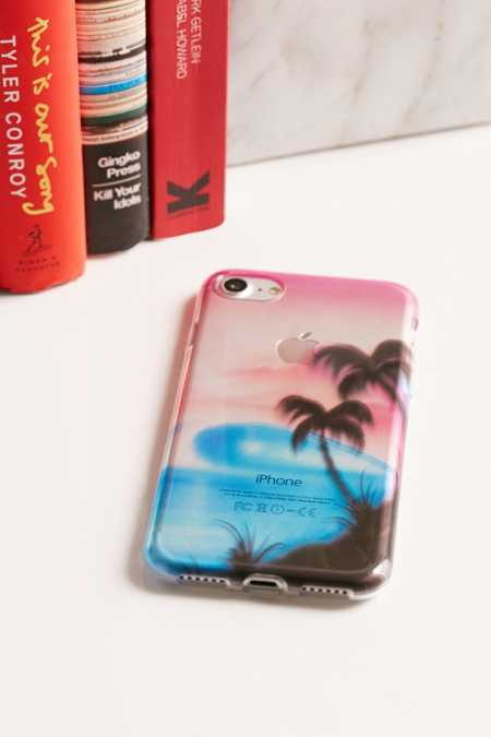 Airbrush Beach iPhone 7 Case