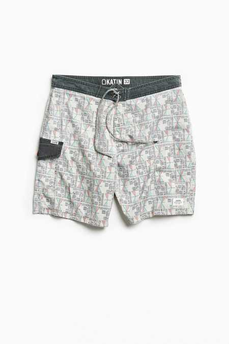 Katin Hourglass Surf Trunk