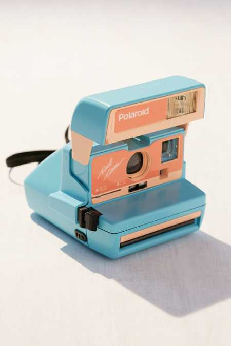 Impossible X UO Sage Island Polaroid 600 Cool Cam Instant Camera