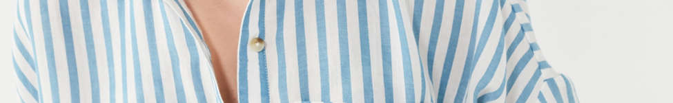 Thumbnail View 1: BDG Striped Twill Button-Down Shirt