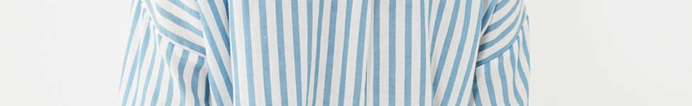 Thumbnail View 3: BDG Striped Twill Button-Down Shirt