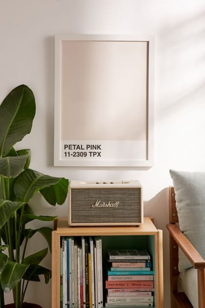 Honeymoon Hotel Petal Pink Art Print