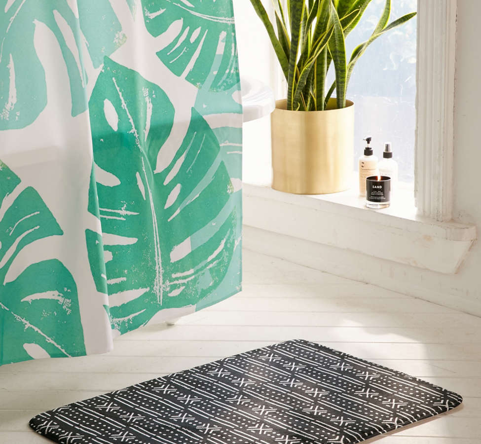 Slide View: 1: Holli Zollinger for DENY Printed Bath Mat