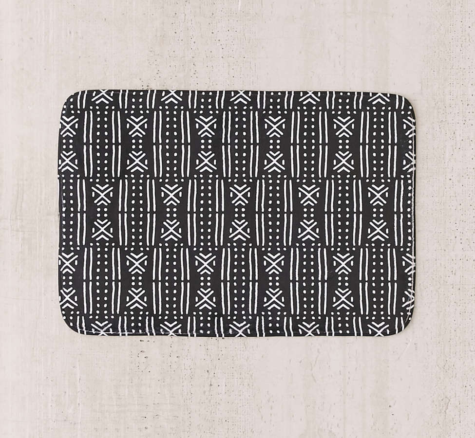 Slide View: 2: Holli Zollinger for DENY Printed Bath Mat