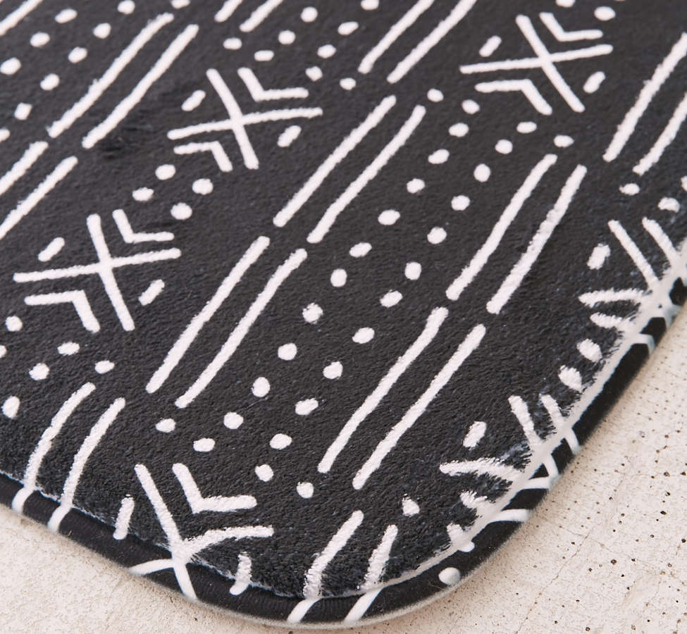 Slide View: 3: Holli Zollinger for DENY Printed Bath Mat