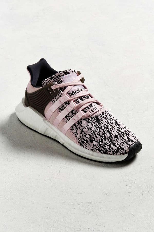 adidas Men's EQT Support ADV (White Black) KicksUSA