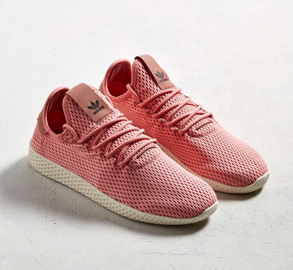 Slide View: 2: adidas Pharrell Williams Tennis HU Pastel Sneaker