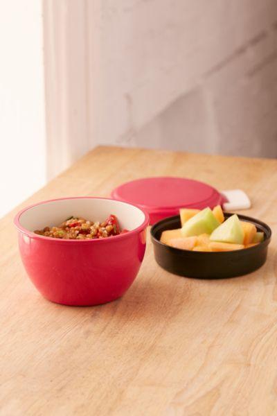 Stackable All-In-1 Bento Lunch Box - Pink One Size at Urban Outfitters