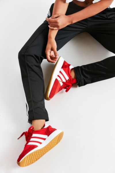 adidas Red Iniki Running Sneaker