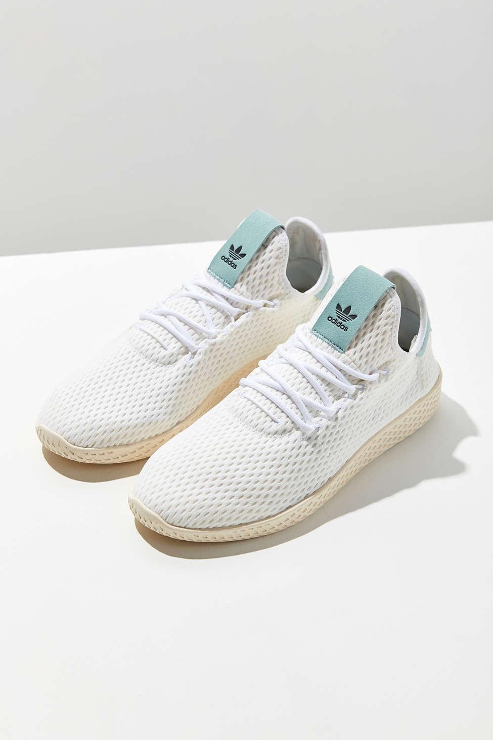 adidas originali x pharrell williams tennis hu scarpe urbano