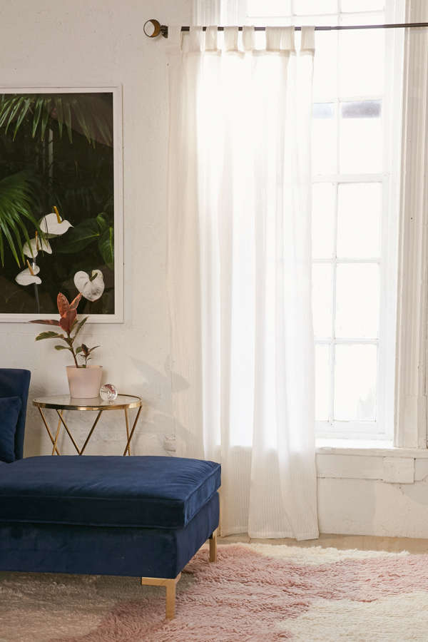Romantic French Style Curtain Sheers Simply Filtering