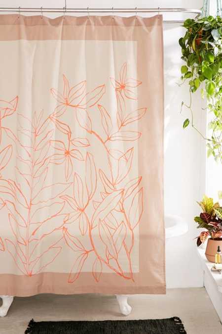 Bath Towels Shower Curtains On Sale Urban Outfitters Canada - Peach bath towels for small bathroom ideas