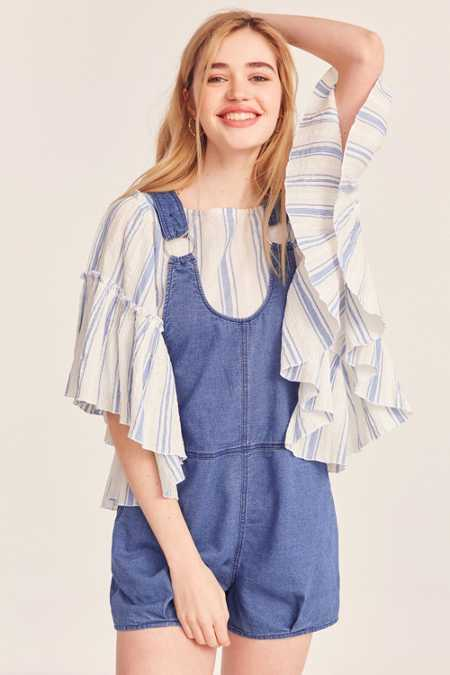 BDG Lucy Shortall O-Ring Overall