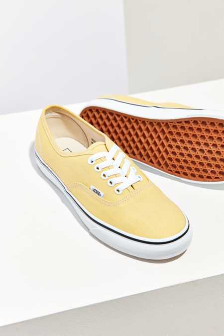 Vans Citron Authentic Sneaker