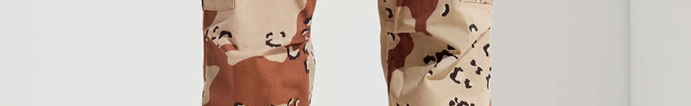 Thumbnail View 4: Vintage Stonewashed Camo Surplus Pant