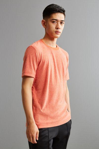 adidas NMD Tee - Dark Orange S at Urban Outfitters