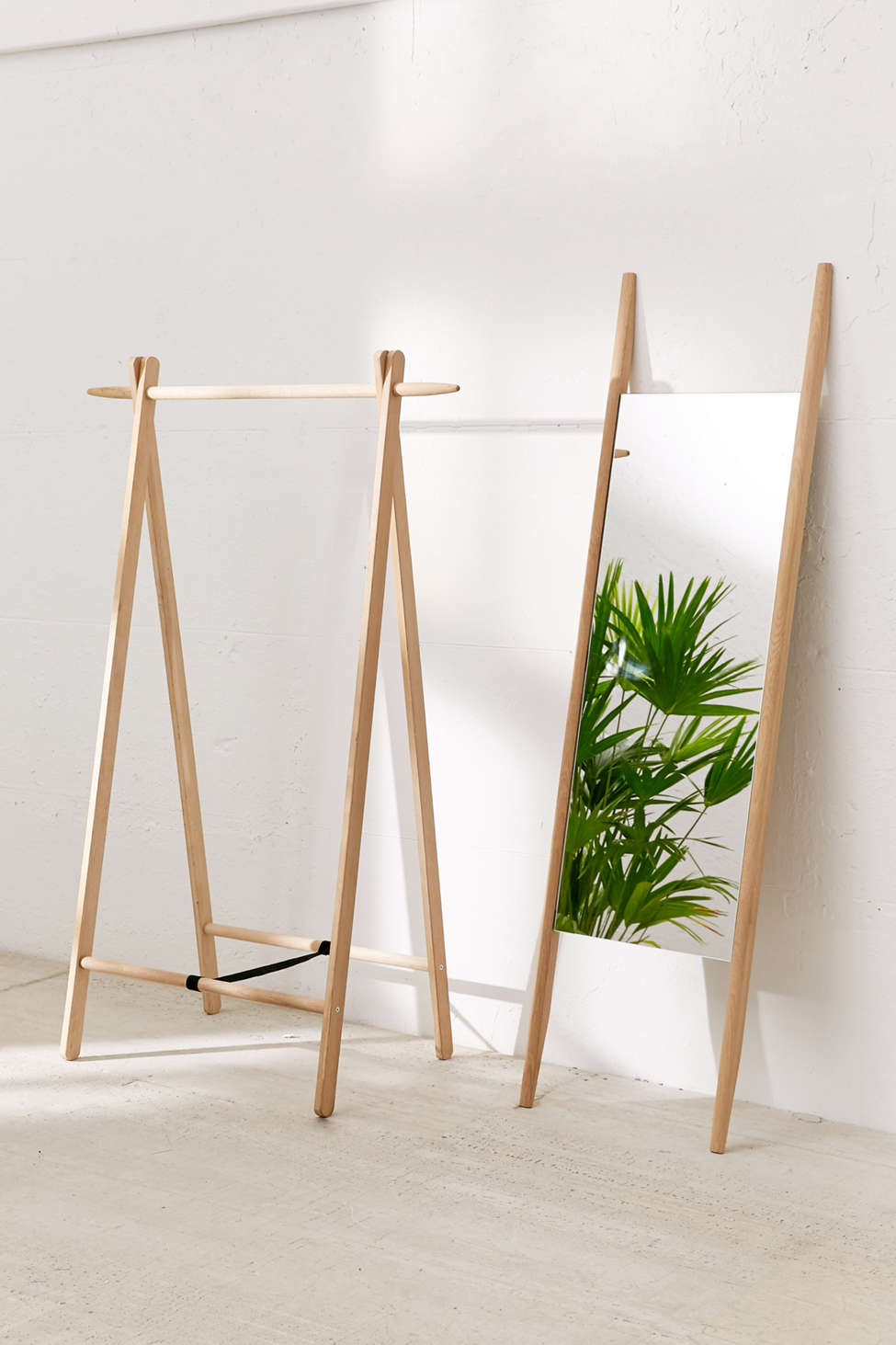 Simple Wood Furniture super simple wooden closet set | urban outfitters