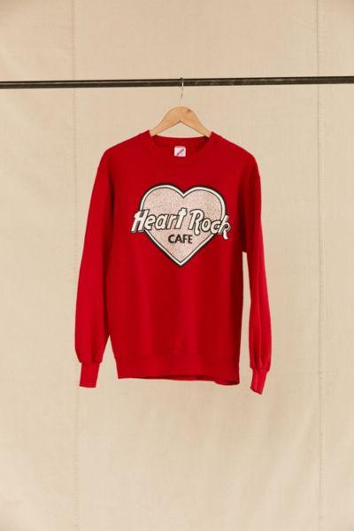 Vintage Heart Rock Cafe Sweatshirt