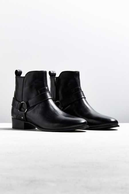 UO Harness Leather Chelsea Boot