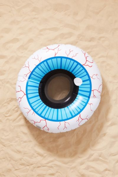 Eyeball Inner Tube Pool Float