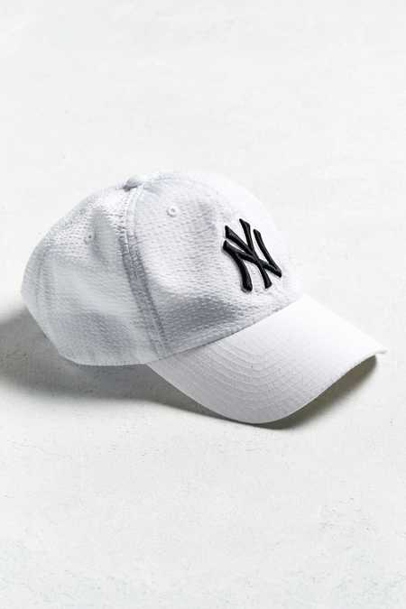 11a5163771ef6  47 Brand New York Yankees Seersucker Hat