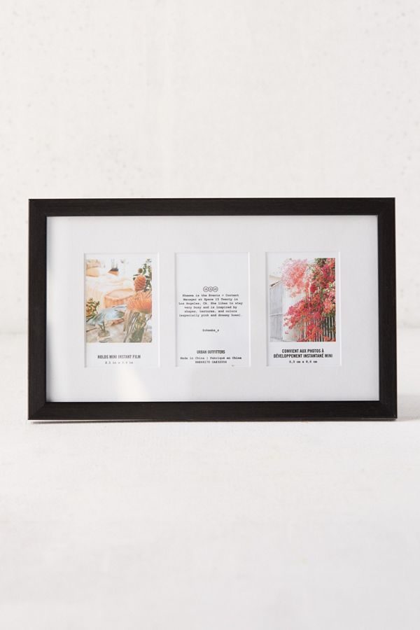 Instax Multi Picture Frame Urban Outfitters