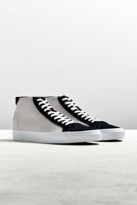 Vans Court Mid Two Tone Sneaker