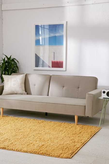 Bella Reclining Sleeper Sofa