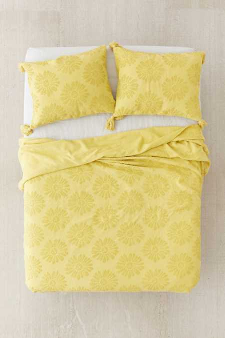 Dotty Daisy Bed Coverlet