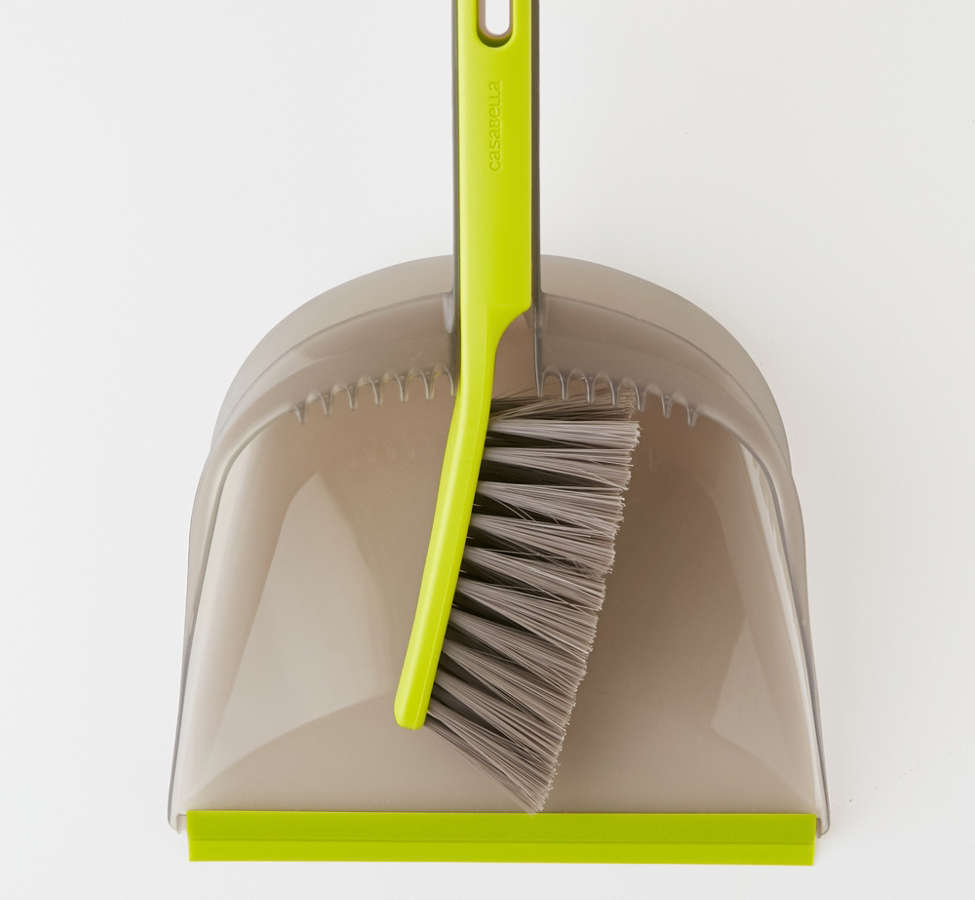 Slide View: 1: Casabella Way Clean Dust Pan Set