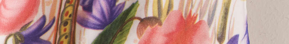 Thumbnail View 3: Trippy Floral Tapestry
