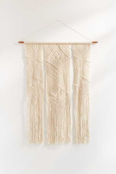 Fallon Macrame Wall Hanging. Room Accessories   Room Decor   Urban Outfitters