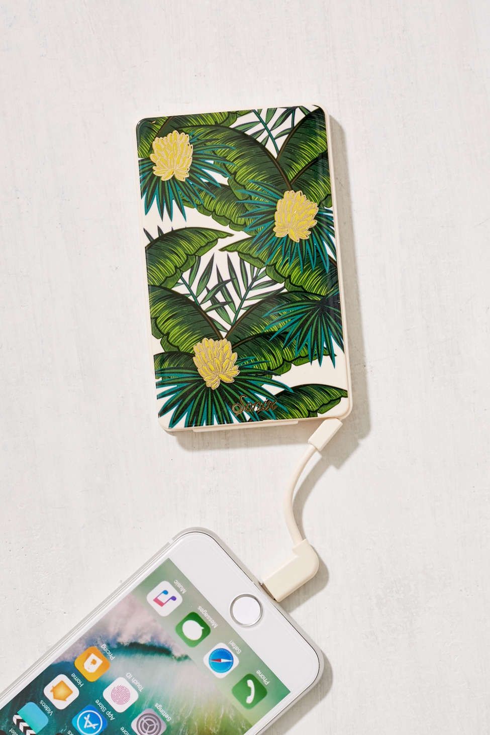 Slide View: 1: Sonix Coco Banana Portable Power iPhone Charger